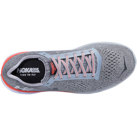 Hoka One One Cavu Running Shoes Women lunar rock/black